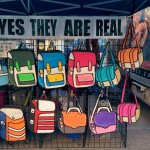 Optical Illusion Bags