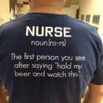 Definition of nurse