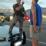 Field sobriety tests for tall people
