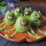 Kiwi Monsters from the movie Monster Inc