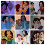 Keanu Reeves can be any Disney prince