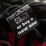 Follow the washing instructions or… buy a new one